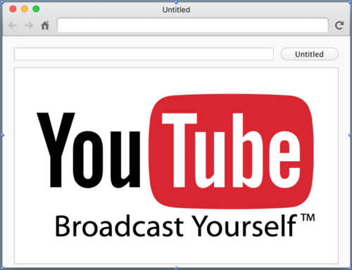 YouTubePlayer Web Page Layout.png