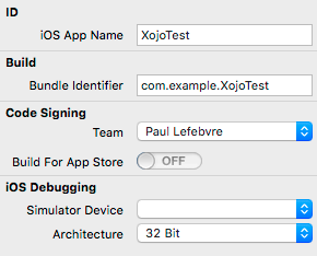 UserGuide:Deploy to Device With Free Xcode Provisioning Profile