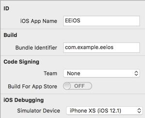 UserGuide:iOS Apps - Xojo Documentation